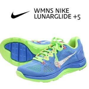 Rare Nike Lunarglide 5 Sneakers